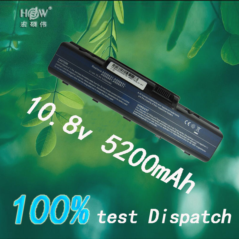 HSW 6cells Laptop battery For Acer Aspire 4732 Emachine D525 D725 E-625 E525 E527 E625 E627 e627-5750 E725 GATEWAY NV52 NV53 цена