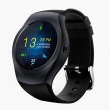 Bluetooth Smart Uhr VS39 Ips-bildschirm 240*240 IP54 Leben Wasserdicht MTK2502C Anrufe SMS Sync Notifier Legierung SmartWatch