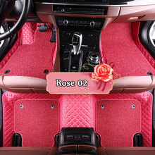 2019 New Car carpet fit BMW f10 e70 e53 x3 e83 x1f48 e90 x6 e71 f34 e70 e30 x5 2004-2018 Auto waterproof Car floor Foot mat 3d carpet boratex brtx 2110 for bmw x5 x6 black e 70 71