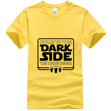 "Kick-ass ""Come To The Dark Side – We Have Beer"" t-shirt"