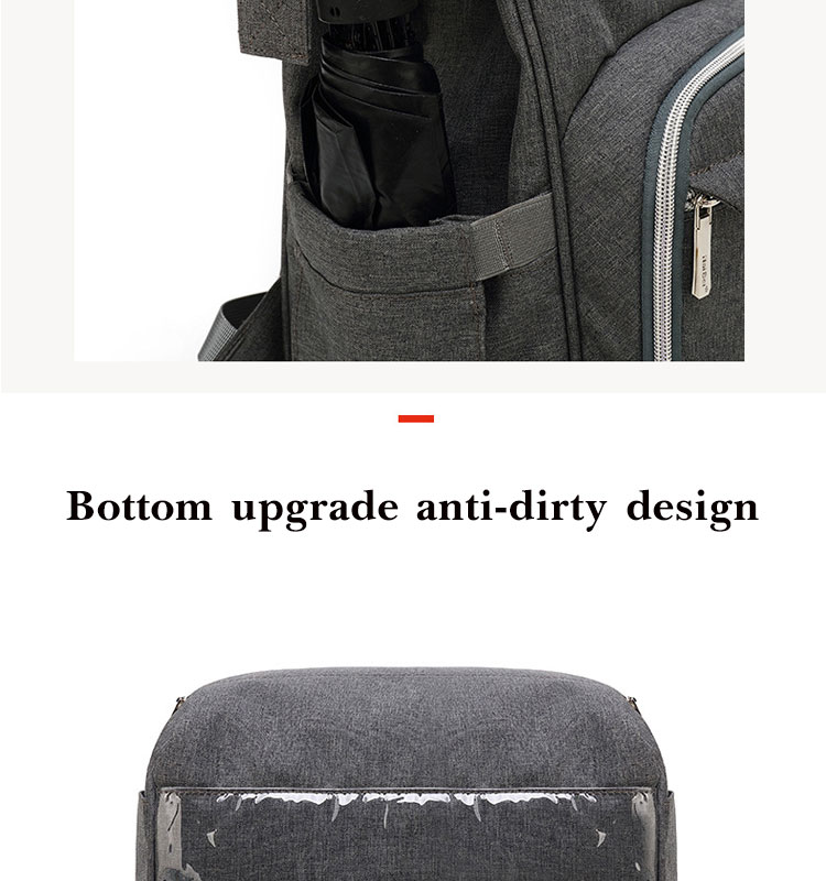 HTB1dsPQef1G3KVjSZFkq6yK4XXa9 Nappy Backpack Bag Mummy Large Capacity Bag Mom Baby Multi-function Waterproof Outdoor Travel Diaper Bags For Baby Care