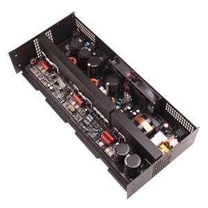 Image 3 - 2 قناة 1650W * 2CH الفئة D مكبر كهربائي المهنية PA مرحلة الكنيسة الطاقة أمبير Tulun اللعب TIP600