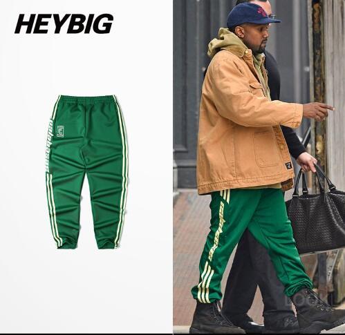 Popular 2017 Calabasas Kanye West Hip Hop Pants Season 4 Jogger Pants Men Streetwear Casual Mens 5 colors Sweatpants