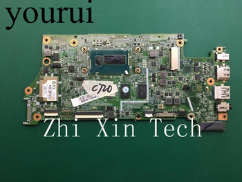yourui For Acer Chromebook C720 C750P Laptop Mortherboard  with 2995U  DA0ZHNMBAF0 NBSHE11004 NB.SHE11.004 100% Tested ok