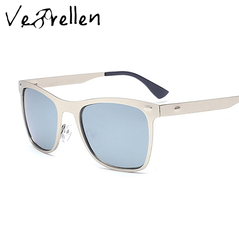 5fbf96785b5 VeBrellen 2017 Fashion Aluminum Magnesium Polarized Sunglasses Men Sun  Glasses UV400 Driving Eyewear oculos Shades VJ140-in Sunglasses from  Apparel ...