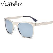 VeBrellen 2017 Fashion Aluminum Magnesium Polarized Sunglasses Men Sun Glasses UV400 Driving Eyewear oculos Shades  VJ140