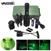 Powerful 400 Yard LED Flashlight Tactical Flash light 1000 Lumens T6/L2/Q5 Lanterna LED Torch Flashlights For Camping By 18650