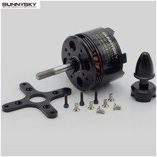Motor brushless SunnySky X5320 210KV 250KV 370KV alta eficácia para 3D conluio Drone