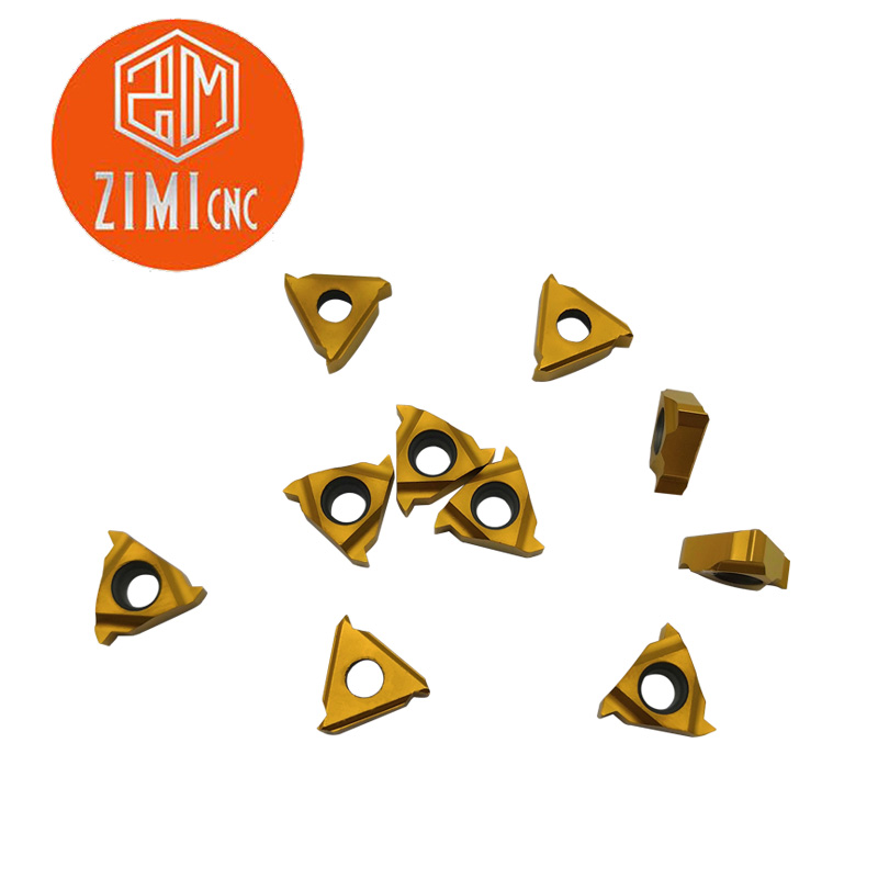 10 pieces of 11IR A60 BP010 blade carbide insert for threaded boring tool