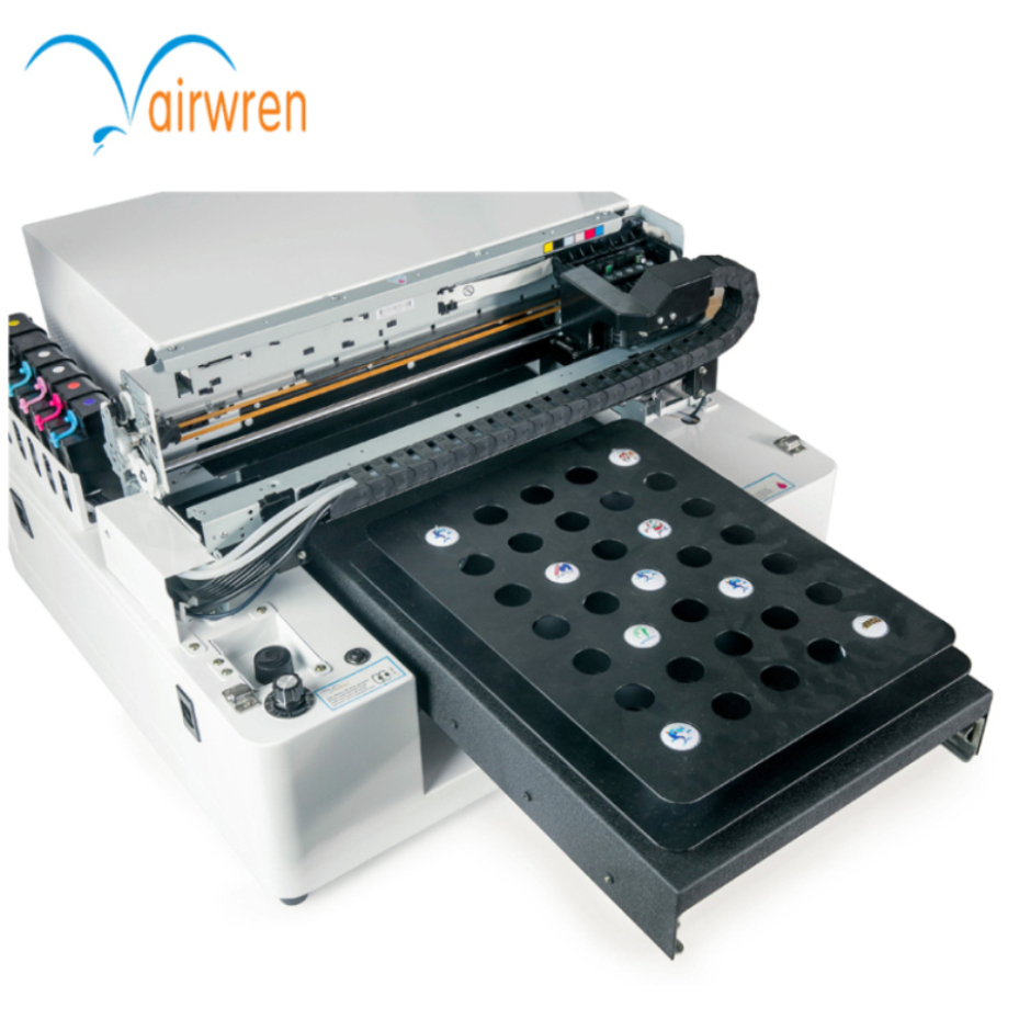 A3 6 Color Digital PVC Label Printer