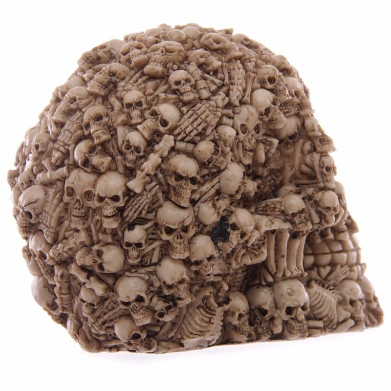 Homosapiens Skull Statue
