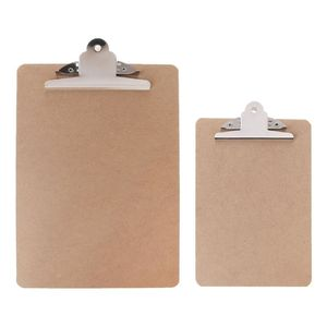 Portable A4/A5 Wooden Writing