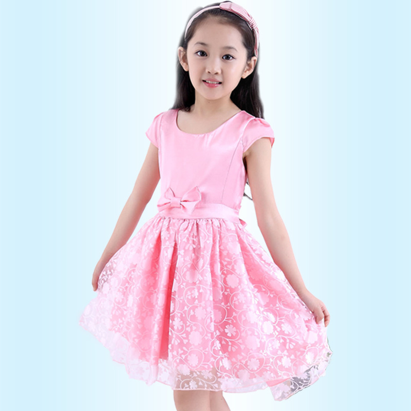 Cute Pink Dresses For Kids | Www.pixshark.com - Images Galleries With A Bite!