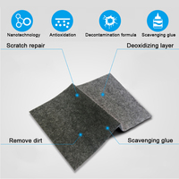 Car Scratch Repair Tool Cloth Nano Material Surface Rags For Automobile Light Paint Scratches Remover Scuffs For Car Accessories 2