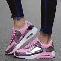 Zapatillas de deporte para Mujer Zapatillas con cordones tendencia zapatos Casual Unisex parejas zapatos Mujer chussures Mujer Zapatillas Mujer talla 36- 47