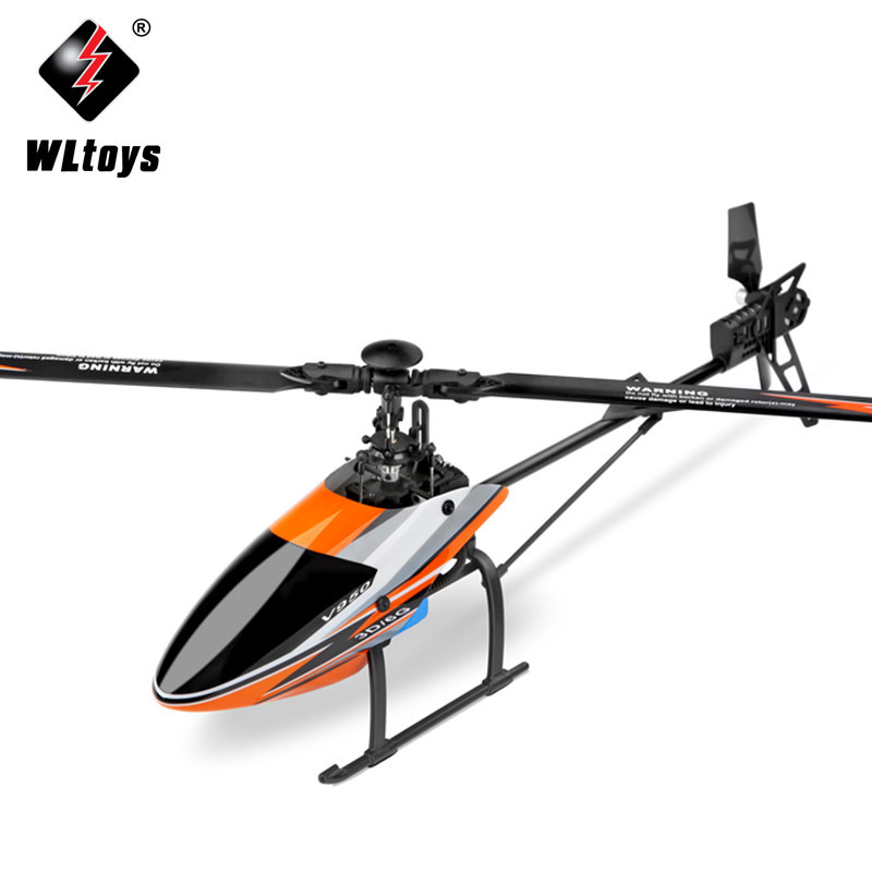 2017 Hot sell professional rc helicopter WLtoys V950 2.4G 6CH 3D 6G System Brushless Flybarless RC Helicopter electric rc toys