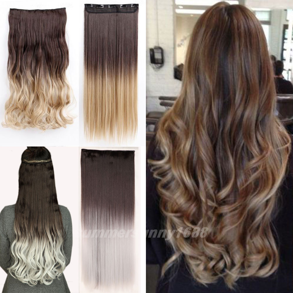 Red to blonde ombre hair extensions clip in hairsstyles online whole red blonde dye from china dip dye clip in on ombre hair extensions pmusecretfo Images