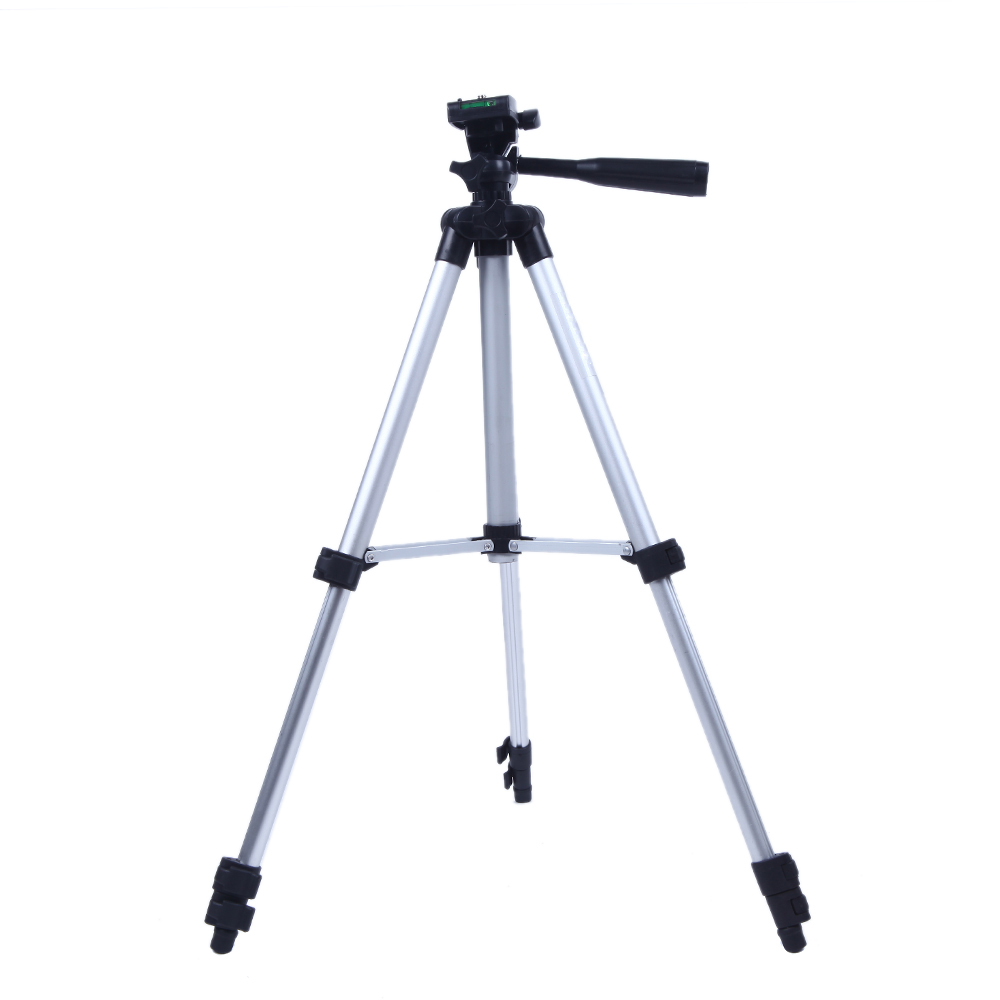 3110A Pro Camera Tripod Stand 4 Section Lightweight Portable ...