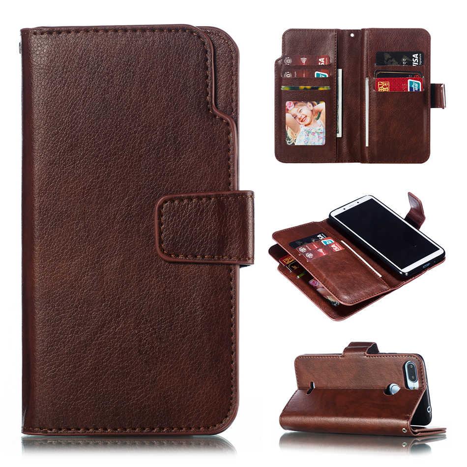 9 カードスロット財布フリップケースシャオ mi mi 8 Lite ソリッドカラーのレザー赤 mi 6 6A 注 4 4 × 5 6 プロ赤 mi 7 電話バッグ