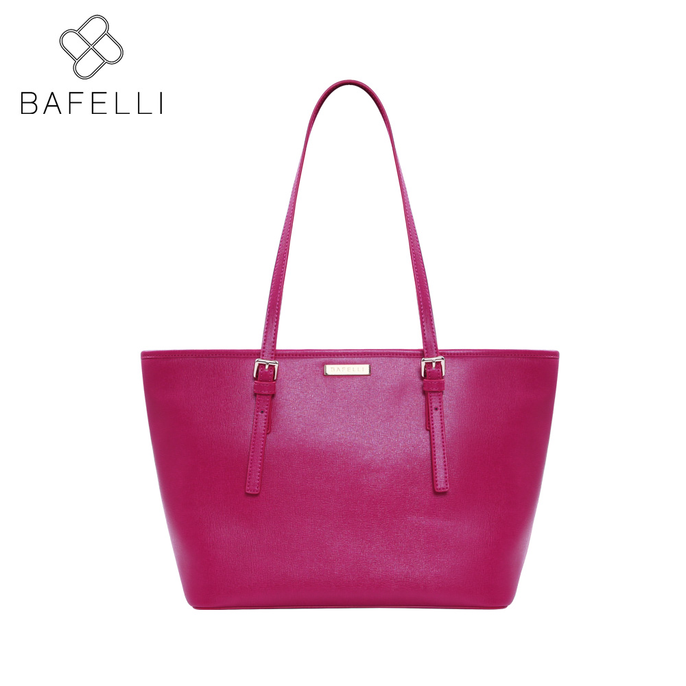 BAFELLI 2017 the new casual tote handbag fashion rose shoulder bolsa feminina hot sale luxury women messenger bag