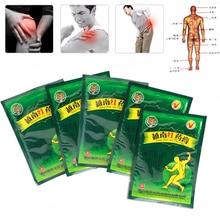 40pcs/lot Original Vietnamese Red Tiger Paste Pain Relief Orthopedic Plaster Pain relief plaster medical Muscle ache Spine patch