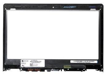 JIANGLUN For Lenovo Yoga 3 14 5DM0G74715 80JH LCD Touch Screen Digitizer Assembly Bezel