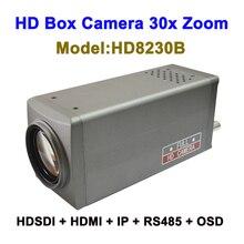Top 10 2mp กล้องวงจรปิด 30x ซูมกล้อง ip อัจฉริยะกล่องประเภท HDMI 3G SDI เอาท์พุทวิดีโอ