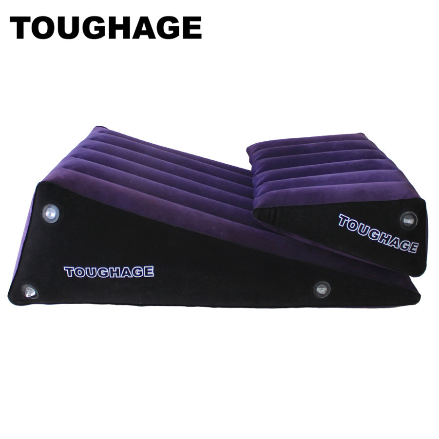 Toughage Inflatable Pillow for Sex Games,Wedge /Ramp Sex Pillow Adult Sex Furnitures,Sex Position Pillow Swing Sofa Chair Cusion zcz sex furnitures sex chair easy carry inflatable cube sofa adult multifunctional automatic sex machine for couple tools dx555