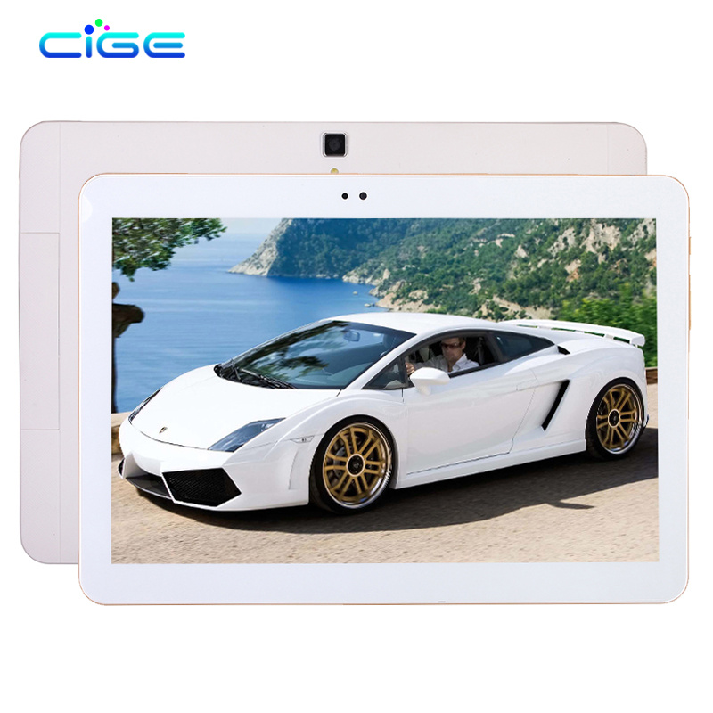 CIGE 10 1 Octa Core Tablet PC Android 6 0 4GB 64GB 4G Lte phone WIFI