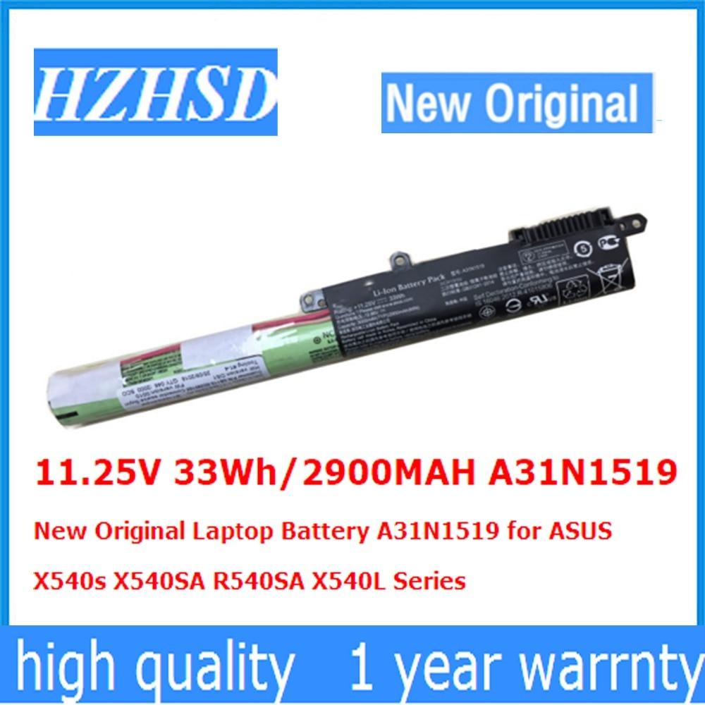 все цены на 11.25V 33Wh/2900MAH A31N1519 New Original Laptop Battery A31N1519 for ASUS X540s X540SA R540SA X540L