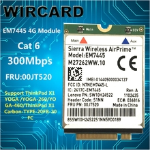 Sierra Wireless AirPrime EM7445 LTE-FDD  HSPA+ 3G 4G WWAN Network 4G Module For Lenovo Laptop