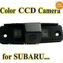 Продвижение Цвет CCD задний вид автомобиля резервная камера парковки заднего вида для SUBARU Outback Forester Impreza Sedan