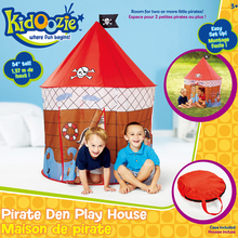 2017 Top Sell Play House For Children Pirate boy Tent for Kids Best Gift