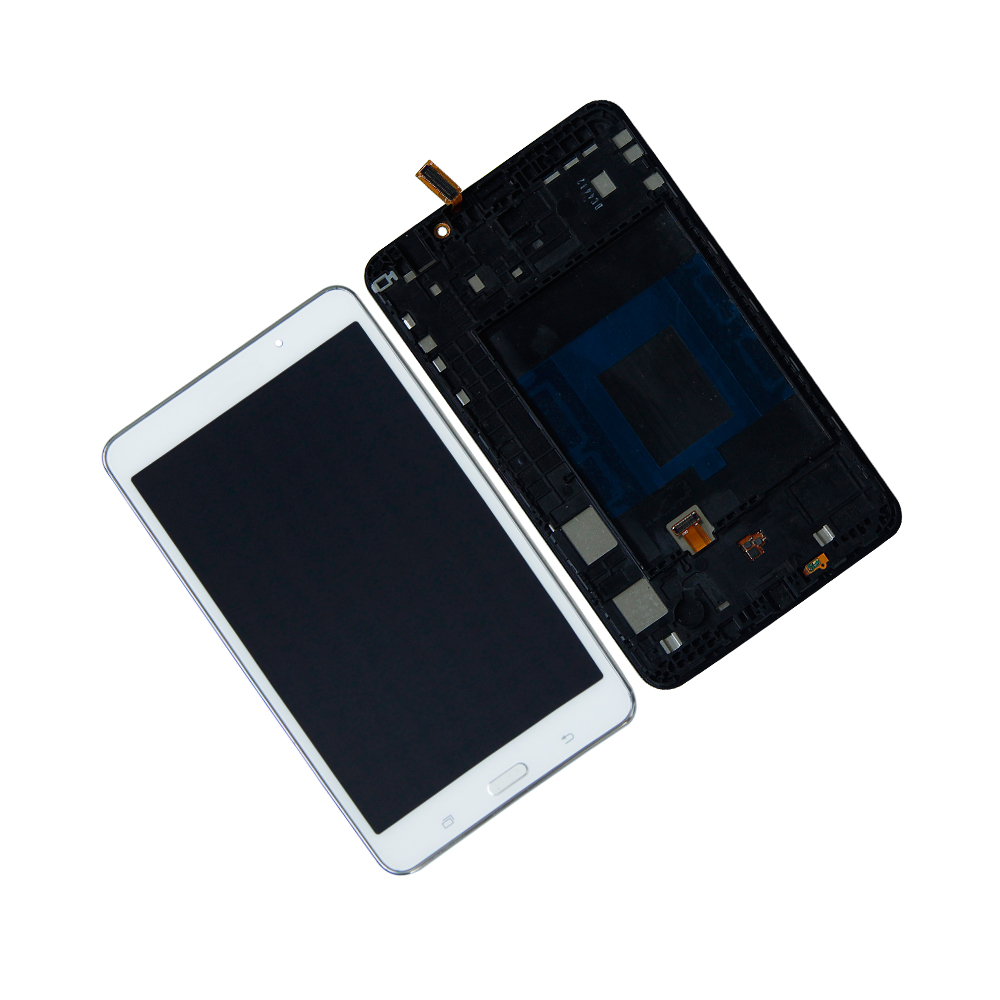 LCD Display For Samsung Galaxy Tab T230NT SM-T230NU T230 LCD Display Touch Screen Digitizer Panel Assembly With Frame