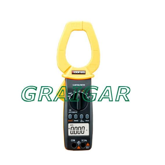 Digital Clamp Meter VICTOR 6052 victor 6056d digital clamp meter