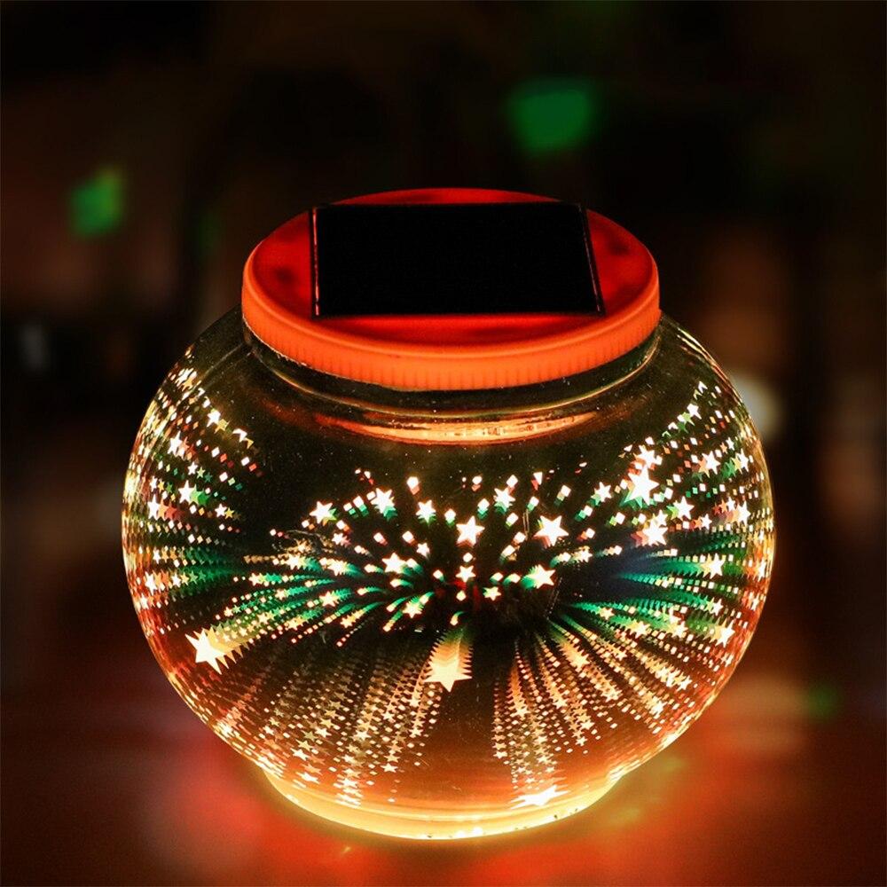 Factory Shop Solar Lights: Aliexpress.com : Buy Solar LED 3D Color Plated Meteor