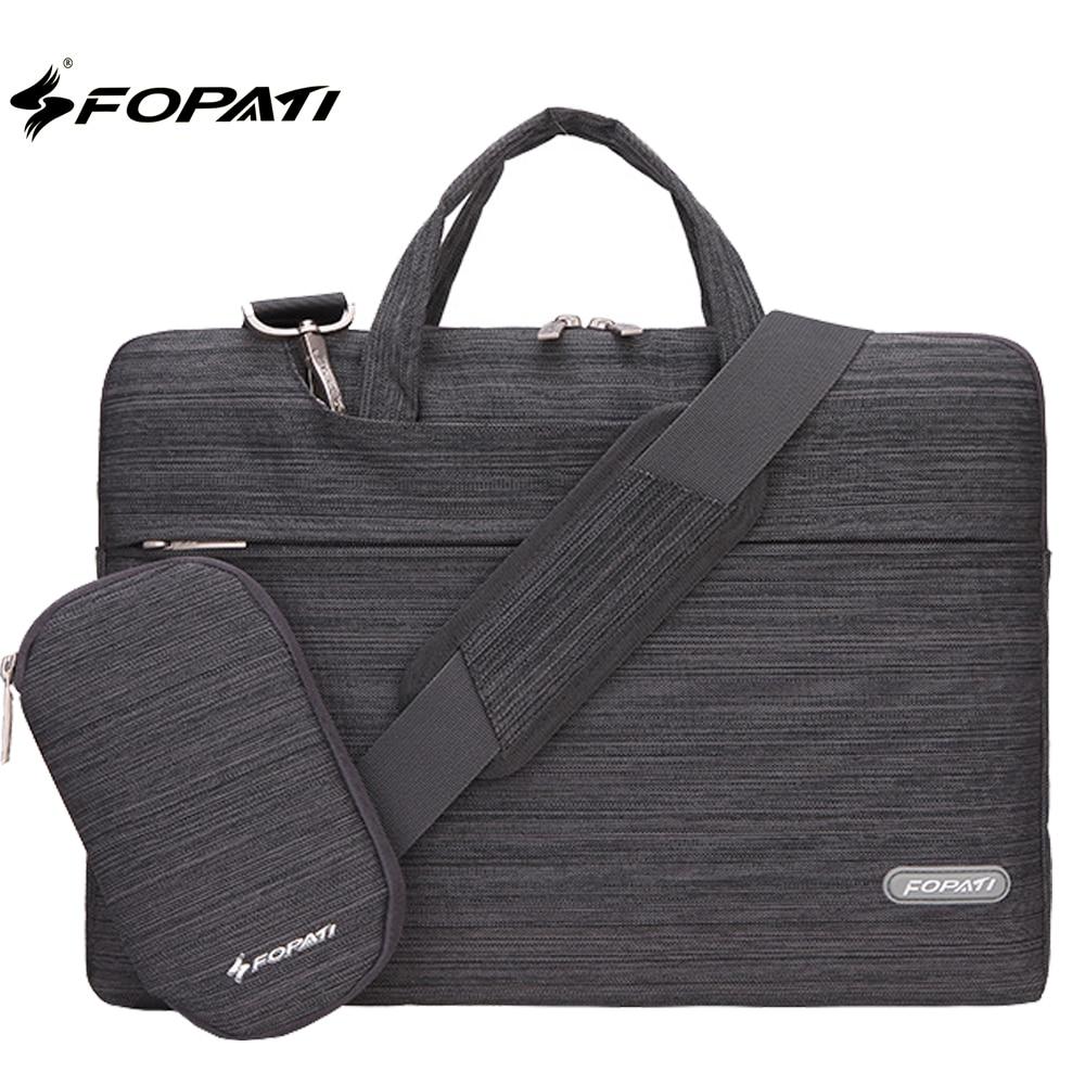 Brand Laptop Bag 156 15 14 13 12 11 Inch Notebook Shoulder Tas Kamera Messenger Camera Honx 008 Khaki Handbag Briefcase Sleeve Sling Case Cover For Macbook