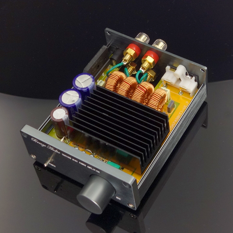 2 Stop118 amplificador altavoces 1