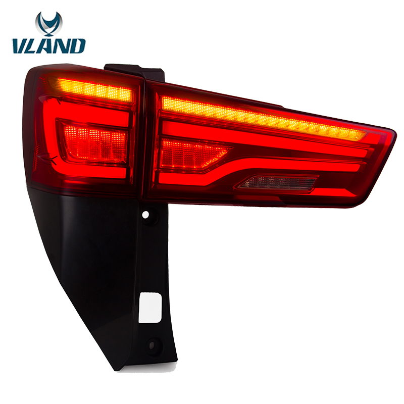 Vland Car Styling Taillight For Innova 2016 2017 Led Tail Light Plug And Play Rear Lamp