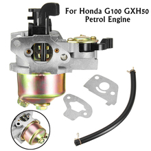 цена на Metal Carburetor Spare For Honda G100 GXH50 Set Replacement Engine Mixer Carb