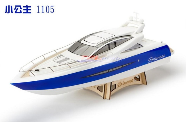 princess electric brushless rc boat fiberglass with 3650. Black Bedroom Furniture Sets. Home Design Ideas