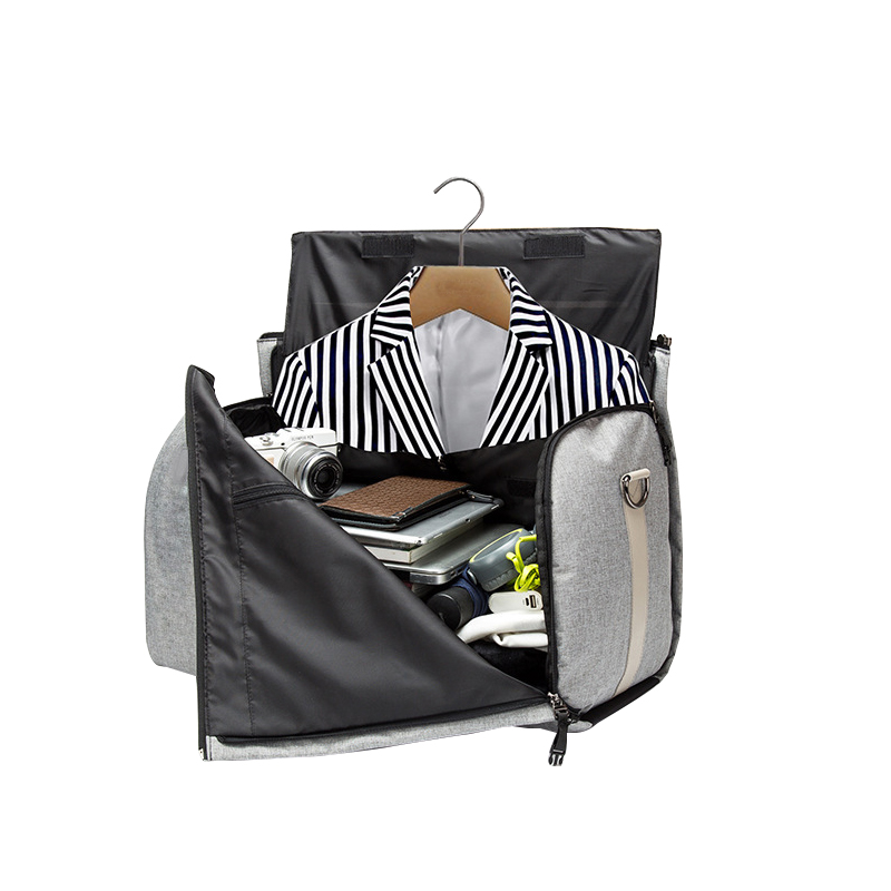 Travel Clothing Covers Storage Bags Shoes Dust Hanger Organizer Household Merchandises Portable Suit Coat Garment Accessories