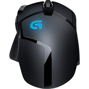 Image 4 - Original Logitech G402 Hyperion Fury Gaming Mouse Optical 4000DPI High Speed for PC Laptop Windows 10/8/7 Support Official Test