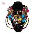 2017 Unique fashion africa handmade necklaces bohemia colorful necklace for women gifts traditional jewelry necklaces WYB45