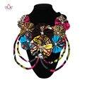 2017 moda Único de áfrica collares hechos a mano collares de la joyería de bohemia collar de colores para las mujeres regalos tradicionales WYB45