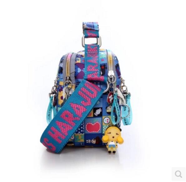 Harajuku любить ляльку сумочка - Сумки - фото 3