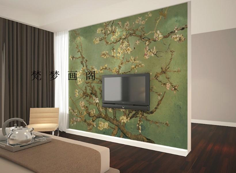 ФОТО Free Shipping American country style wallpaper bedroom sofa background mural living room wallpaper