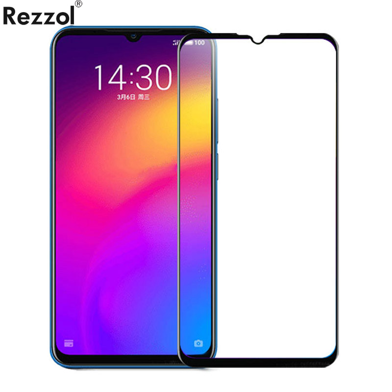 2 PCS For Meizu Note 9 Screen Protector  Anti-Scratch 2.5D Explosion Proof Tempered Glass Film For Meizu Note9 6.2inch