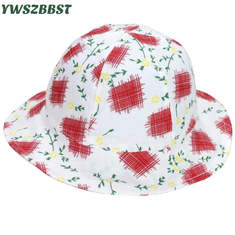 04fb24d9208 Fashion Children Hat for Girls Sun Hat Baby Cap Girls Beach Cap Summer  Autumn Baby Sun