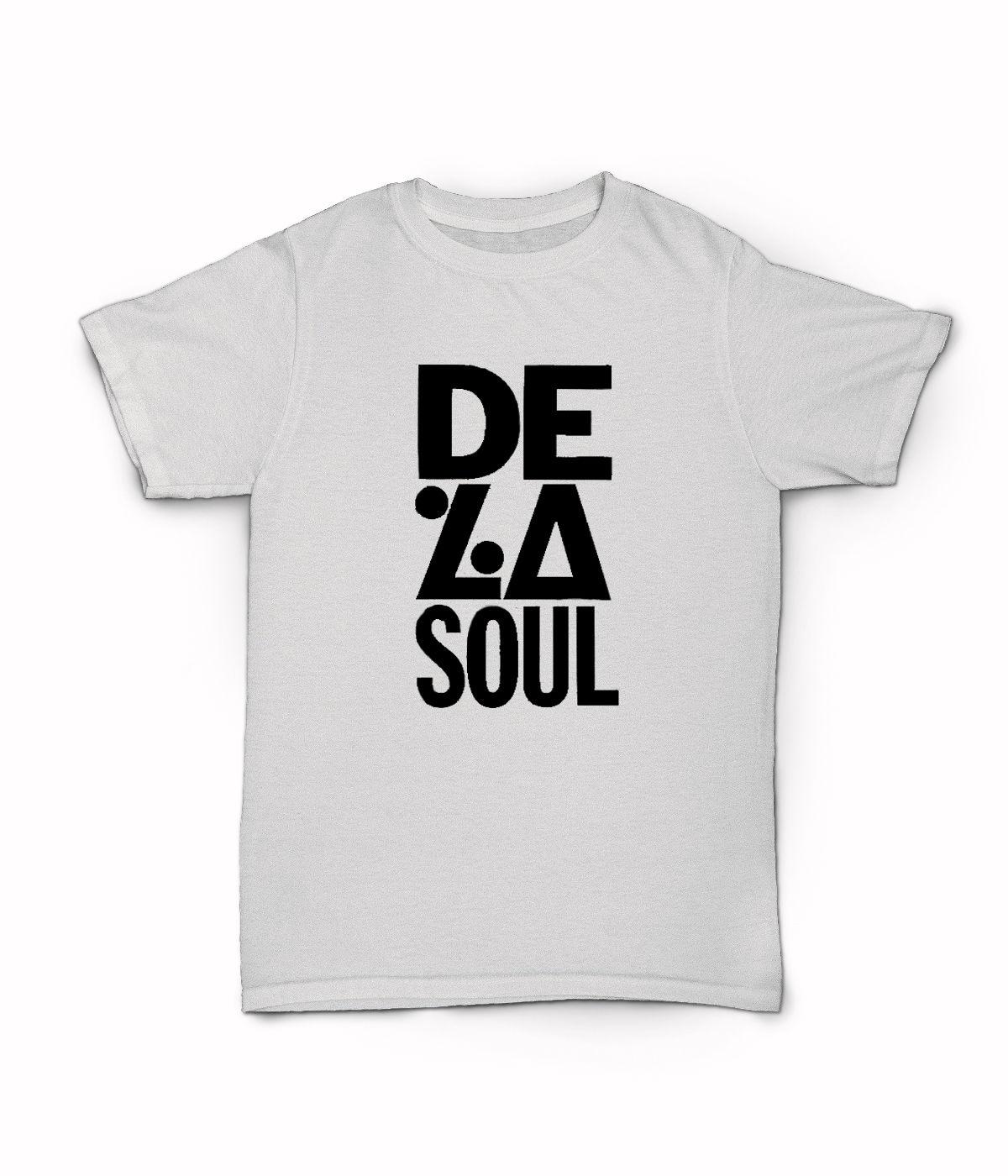 De La Soul T Shirt - Native Tongues Tribe Called Quest Golden Era Hip Hop NGreat Discount Cotton Men Tee